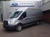 NEW Ford Transit 2.2TDCi 155PS RWD 350 L4 LWB H3 High Roof Trend - Onsite
