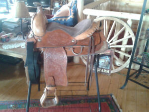 Western Saddle for Sale!!!