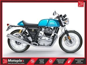 2019 Royal Enfield Continental GT ABS 650