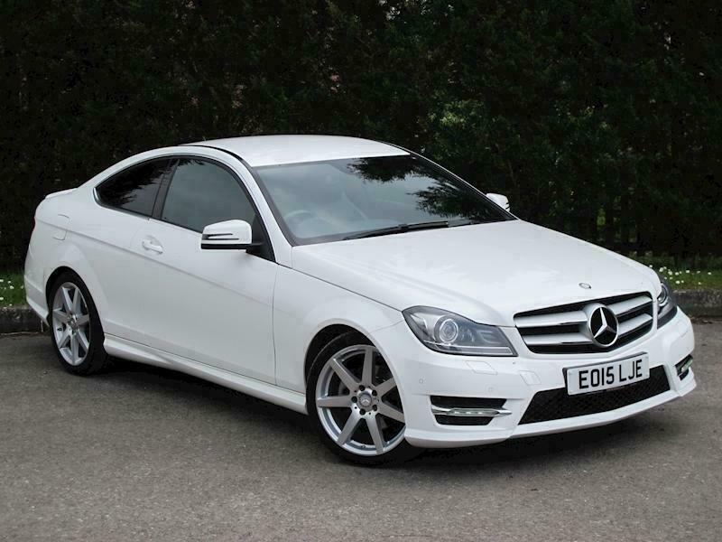 Mercedes-Benz C Class C220 Cdi Amg Sport Edition Premium ...