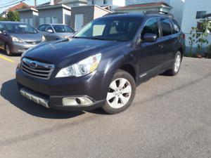 2011 Subaru Outback 2.5 *Manuelle*Banc chauffant*Hitch 127000km