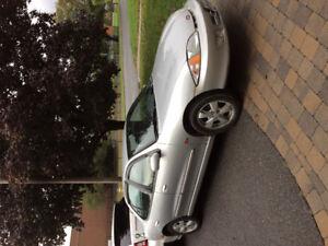 2002 Sports Model- Chevrolet Cavalier Sedan