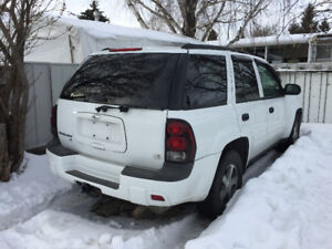 2006 CHEV TRAILBLAZER LS 4X4  ALL WHEEL DRIVE