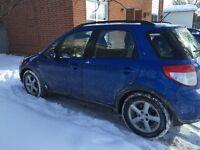 2007 Suzuki SX4 JX Hatchback