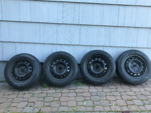 P195/65/15 Goodyear Winter Tires