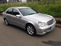 Mercedes-Benz C200 2.1TD auto 2006 Classic SE