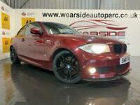 2012 BMW 1 Series 2.0 123D M SPORT 2d 202 BHP Coupe Diesel Manual