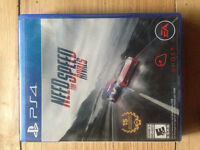Jeux PS4 Need For Speed Rivals