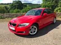 BMW 318 2.0 ES SALOON RED 2009 59