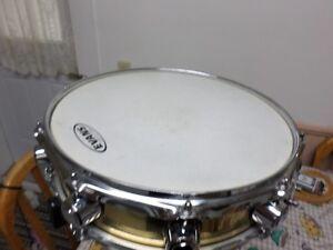 Dixon Brass Piccolo Snare to trade
