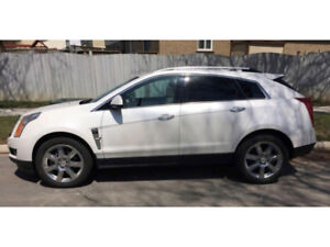 2010 Cadillac SRX Fully loaded Mint Going on business trip