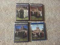 Downton Abbey Season 1 - 4