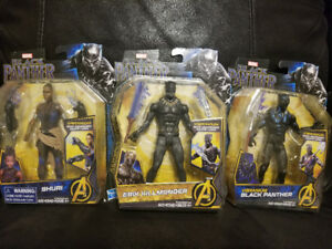 Marvel Black Panther Series