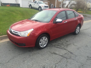 2009 Ford Focus Sedan NEW MVI!!! DRIVE HOME TODAY!!!