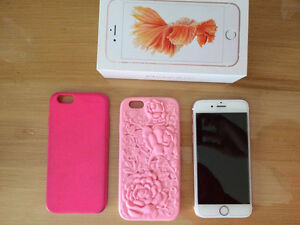 Iphone 6s 64g avec apple care