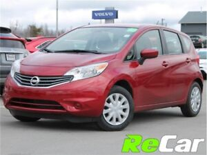 2015 Nissan Versa Note SV | BACK UP CAM | ONLY $48/WK TAX INC...