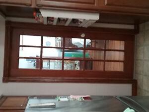 30 Inch Interior French Door