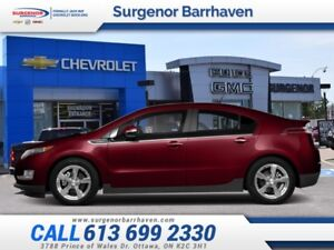 2014 Chevrolet Volt Base  - Heated Seats -  Bluetooth
