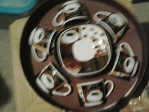 Selling Espresso Cup and Saucer Combo
