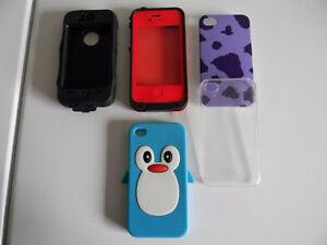 Barely Used IPhone 4 Cases