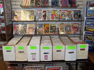COOL WORLD, TOO -   COMICS AND COLLECTIBLES Belleville Belleville Area image 2