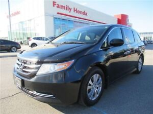 2015 Honda Odyssey EX w/ Rear Entertainment System!!