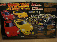 GRAND TEAM FOUR CAR CHALLENGE RACING SET