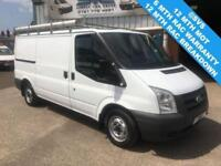 2011 11 FORD TRANSIT 2.2 RARE MWB LOW ROOF TWIN SIDE LOAD DOOR *CLEAN VAN* DIESE
