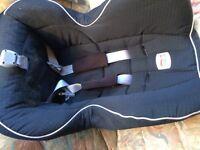 Baby's Britax Safety Chair