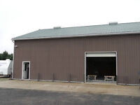 storage/workshop for lease MILDMAY
