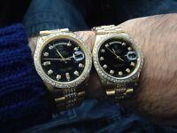 Panerai... Rolex... Cartier... Patek... WANTED