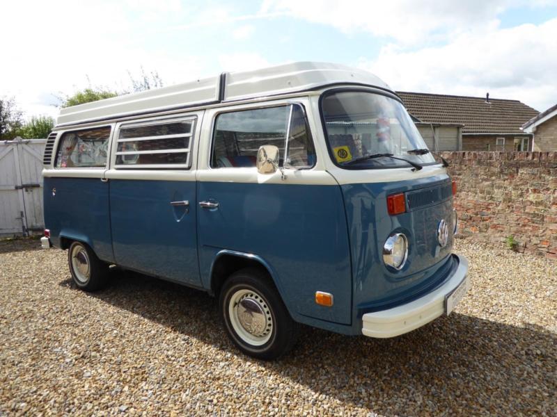 cdfb331692 VW Westfalia 4 berth pop top campervan for sale ref 16079 SALE AGREED