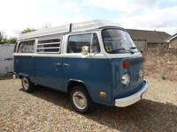 53eb9d1ce8 VW Westfalia 4 berth pop top campervan for sale ref 16079 SALE AGREED
