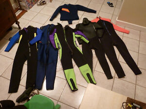 4 Surfing Suits