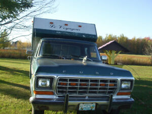 1978 Ford F-150 XLT Camionnette