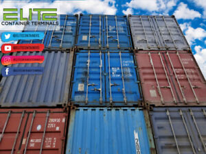 Quality Shipping Containers for SALE! (We Hand Pick!)