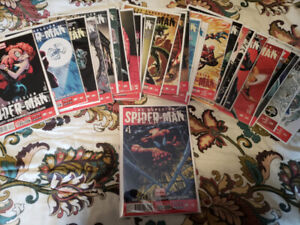 Marvel Comics Superior Spider-Man series issues 1-31