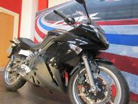Kawasaki EX 650 D9F ABS ER6F