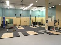 Gym space. by hours/day