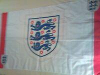 Three Lions England flag nylon