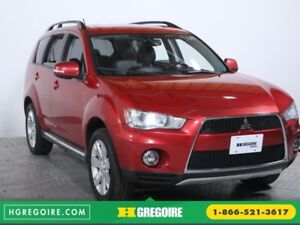 2012 Mitsubishi Outlander GT AWD CUIR TOIT MAGS 7 PASSAGERS
