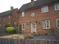 Spacious 3 double bedroom semi with drive and front and rear garden