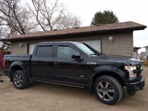 2016 Ford F-150 SuperCrew Lariat Sport 4x4