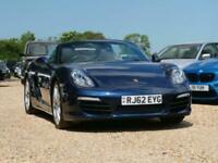 2013 Porsche Boxster 3.4 981 S PDK (s/s) 2dr Convertible Petrol Automatic