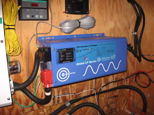 Inverter/Charger and Remote