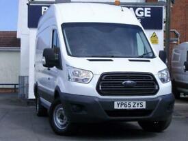 2015 Ford Transit 350 HR PV L2 H3 Panel Van Diesel Manual