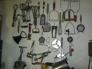 Collection of  Kitchen Gadgets
