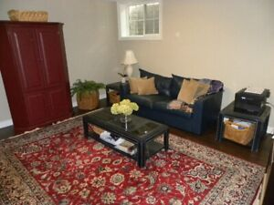 Furniture sale, Sofa, Tables, Armoire and Rug