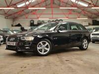 2013 Audi A4 2.0 AVANT TDI SE TECHNIK 5d AUTO 141 BHP Estate Diesel Automatic