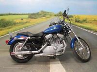 Harley Davidson XL883C Sportster 2009
